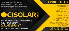 ForPressRelease.com - CISOLAR 2019 submit new opportunities for developing solar energy in Central and Eastern Europe