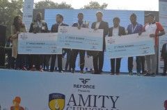 ForPressRelease.com - Over 20,000 Runners participate at the Amity Gurugram Marathon