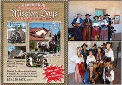ForPressRelease.com - Mission Days Event to be Held at Mission San Antonio on April 6, 2019