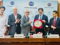 ForPressRelease.com - Sandeep Marwah Honored New Ambassador of Nepal