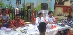 ForPressRelease.com - Growel's 101 Mall organises blood donation drive for Thalassemia children