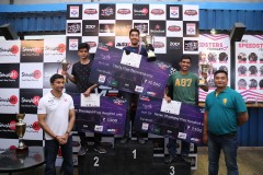 ForPressRelease.com - Formula One racer Narain Karthikeyan graces the finals of 'Catch me if you can tournament'