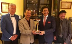 ForPressRelease.com - Sandeep Marwah Honored by Hungarian Film Fraternity