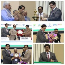 ForPressRelease.com - Sandeep Marwah Honored at Vigyan Bhawan for Clean India