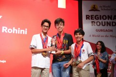 ForPressRelease.com - First Gurgaon round of World Scholars Cup concludes at Suncity School