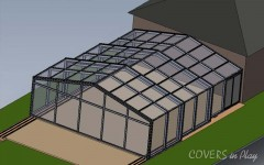 ForPressRelease.com - Innovation in Temperature Controlled Greenhouse Enclosures Introduced by Covers in Play