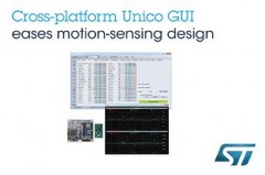 ForPressRelease.com - Improved GUI for Advanced Inertial Measurement Units from STMicroelectronics Simplifies Custom Motion-Sensing Design