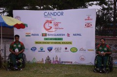 ForPressRelease.com - Candor TechSpace and Wheelchair Cricket India (WCI) join hands to organise the Wheelchair Cricket T20 Tri nation series