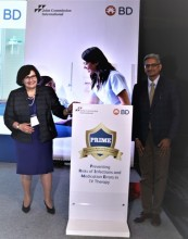 ForPressRelease.com - BD launches Preventing Risks of infections and medications Errors in IV Therapy (PRIME) in conjunction with Joint Commission International (JCI) in India