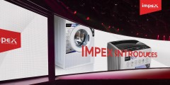 ForPressRelease.com - Impex Introduces Washing Machine to Home Appliances Series